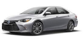 Fairfield Toyota - 2016 Toyota Camry Hybrid 2.5L 4-Cyl SE