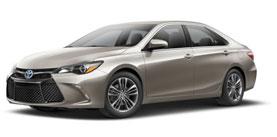 Atlanta Toyota - 2016 Toyota Camry Hybrid 2.5L 4-Cyl SE