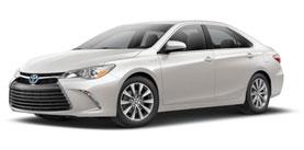 Cerritos Toyota - 2016 Toyota Camry Hybrid 2.5L 4-Cyl XLE
