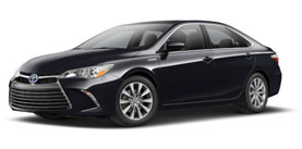 Petaluma Toyota - 2016 Toyota Camry Hybrid 2.5L 4-Cyl XLE