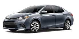Sandy Springs Toyota - 2016 Toyota Corolla LE