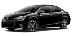 New Orleans Toyota - 2016 Toyota Corolla 6-Speed Manual S Plus