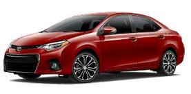 San Rafael Toyota - 2016 Toyota Corolla S Plus