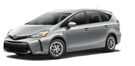 Vallejo Toyota - 2016 Toyota Prius v Prius v Two Base
