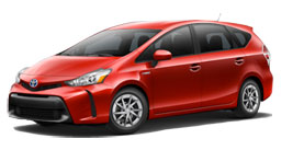 Fairfield Toyota - 2016 Toyota Prius v Prius v Two Base