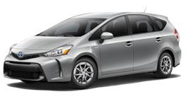 Anaheim Toyota - 2016 Toyota Prius v Prius v Three Base