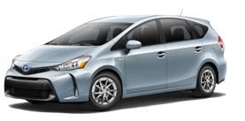 San Rafael Toyota - 2016 Toyota Prius v Prius v Three Base