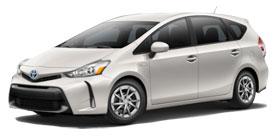 New Orleans Toyota - 2016 Toyota Prius v Prius v Four Base