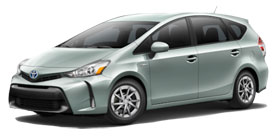 Harvey Toyota - 2016 Toyota Prius v Prius v Four Base