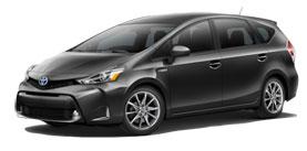 2016 Toyota Prius v Prius v Five Base