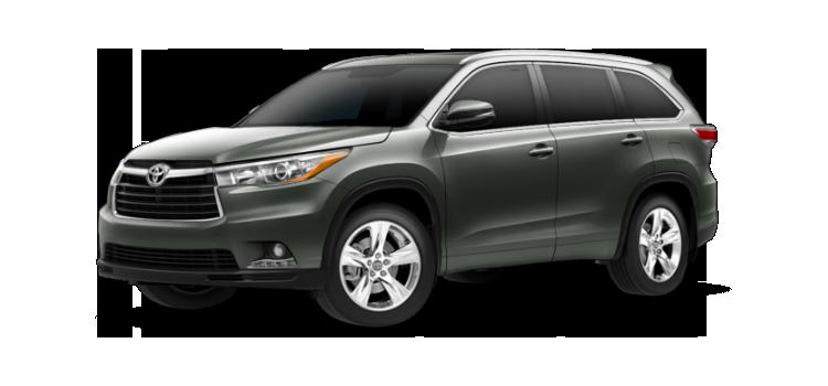 2016 Toyota Highlander Limited 4D Sport Utility
