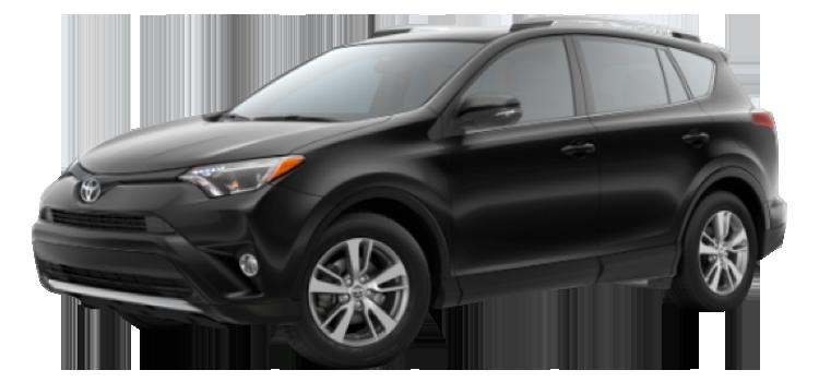 2016 Toyota RAV4 XLE 4D Sport Utility