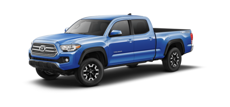 2016 toyota tacoma double cab double cab automatic long bed trd offroad 4 door 4wd pickup. Black Bedroom Furniture Sets. Home Design Ideas