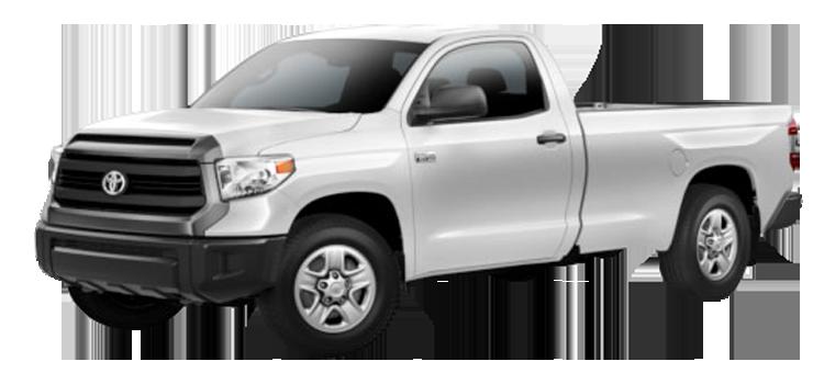2016 Toyota Tundra Regular Cab 4x2