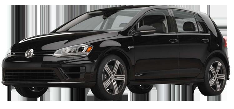2016 Volkswagen Golf R DCC & Navigation 4Motion 4D Hatchback