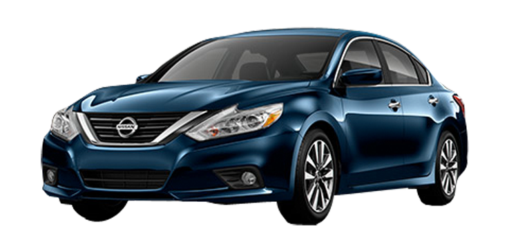 2017.5 Nissan Altima Sedan Xtronic CVT 2.5 SL