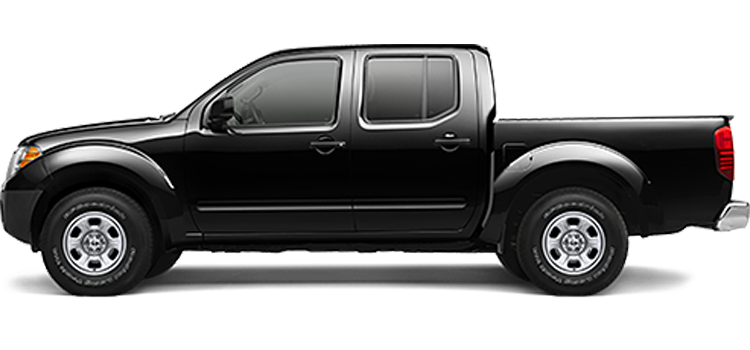2017.5 Nissan Frontier Crew Cab