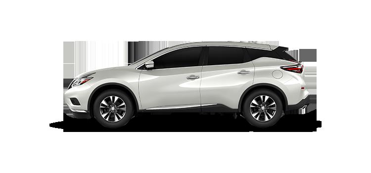 2017.5 Nissan Murano Xtronic CVT S