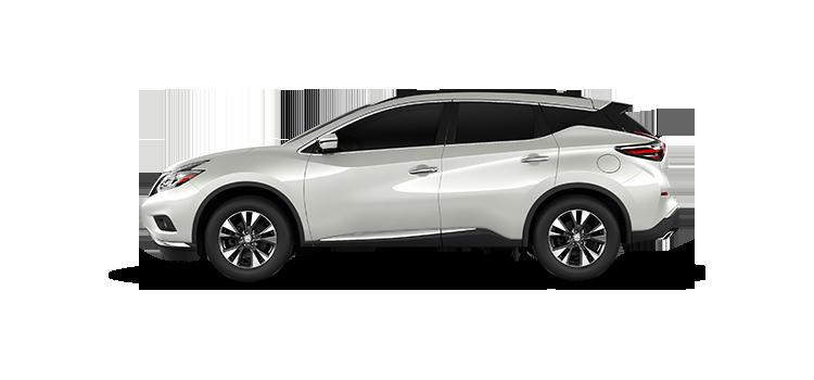 2017.5 Nissan Murano Xtronic CVT SV