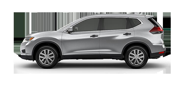 2017.5 Nissan Rogue 2.5L I4 S