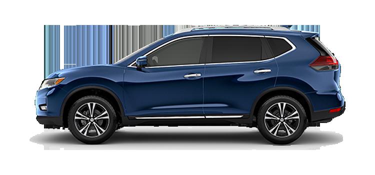 2017.5 Nissan Rogue 2.5L I4 SL