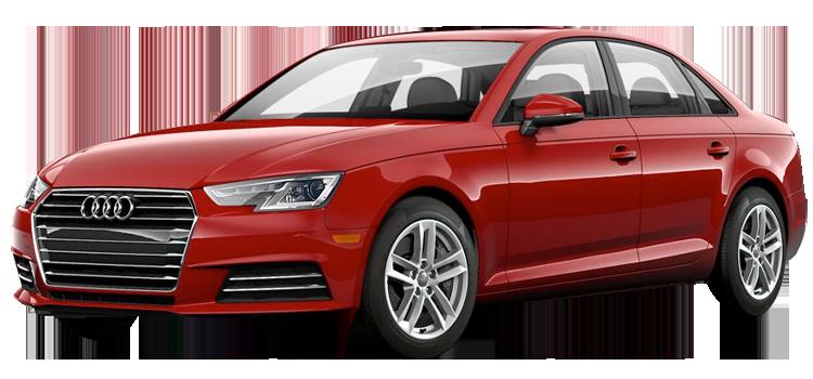 2017 Audi A4 4D Sedan