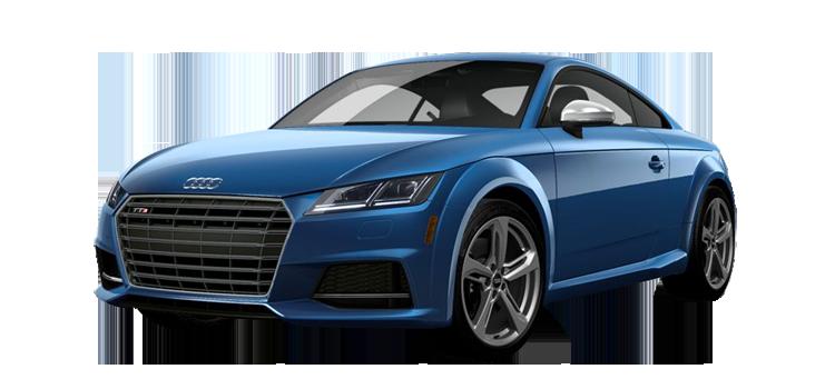 Audi TTS Coupe T Quattro Auto S Tronic Door AWD Coupe - Audi 2 door sports car