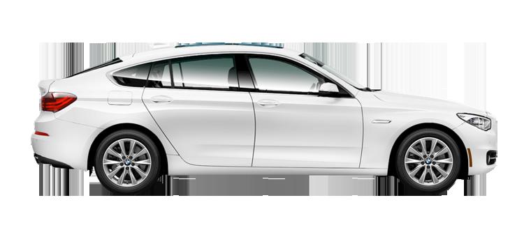 2017 BMW 5 Series Gran Turismo