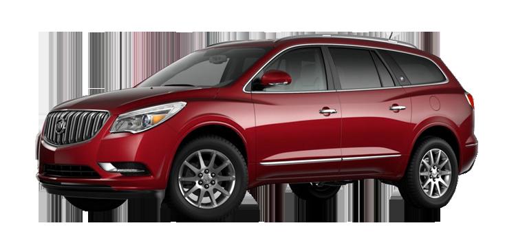 2017 Buick Enclave 1sl Leather 4 Door Awd Crossover 6a Colorsoptionsbuild