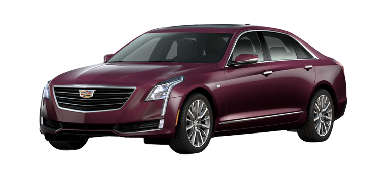 2017 Cadillac CT6 Sedan Premium Luxury 3.6L AWD 1SF 4-Door