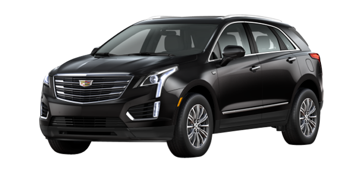 2017 Cadillac XT5 Luxury 4D Sport Utility