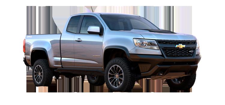 2017 Chevrolet Colorado Extended Cab