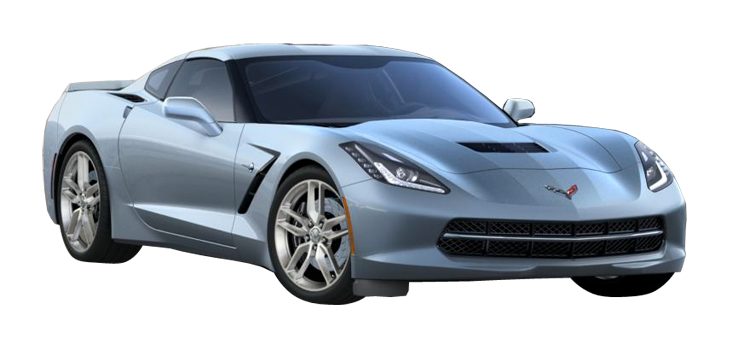 2017 Chevrolet Corvette Z51 2D Coupe