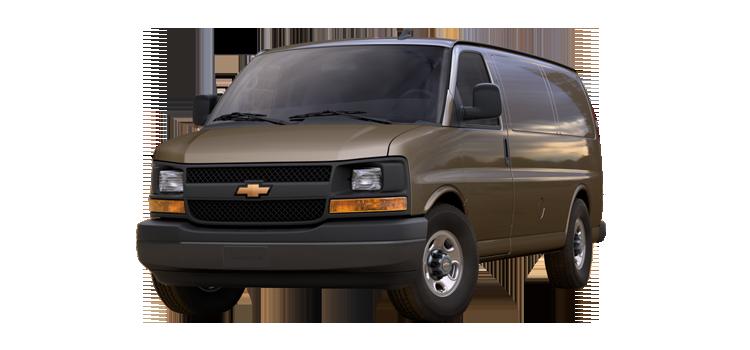 2017 Chevrolet Express Cargo Van 3500 3 Door Rwd Van