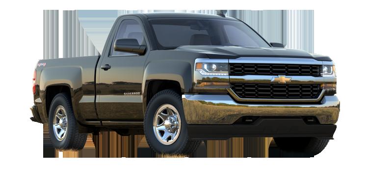 2017 Chevrolet Silverado 1500 Regular Cab Standard Box 1ls