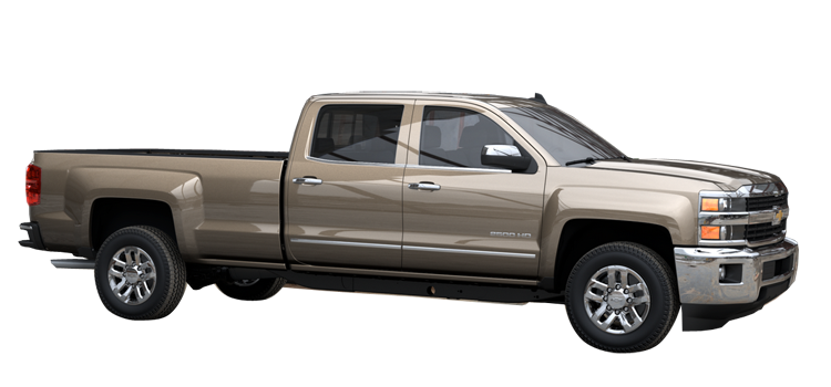 2017 Chevrolet Silverado 2500HD Crew Cab Long Box LTZ 4 ...
