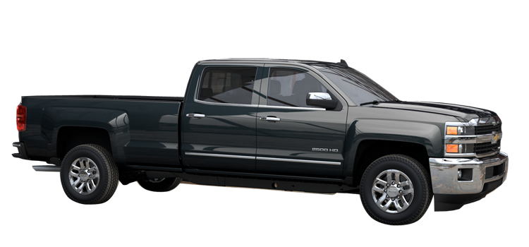 2017 Chevrolet Silverado 2500hd Crew Cab Long Box Ltz 4
