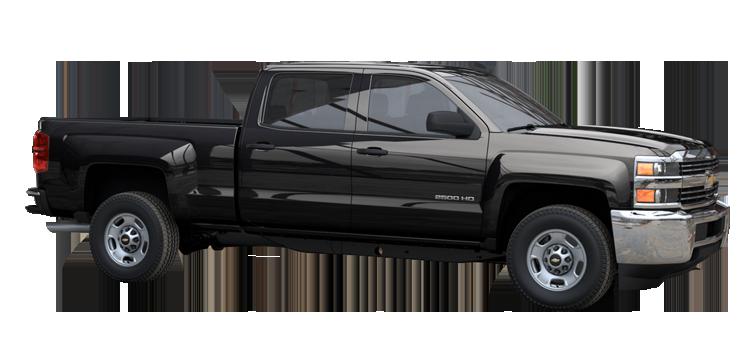 2017 Chevrolet Silverado 2500HD Crew Cab