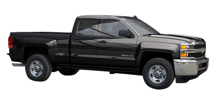 2017 Chevrolet Silverado 2500HD Double Cab