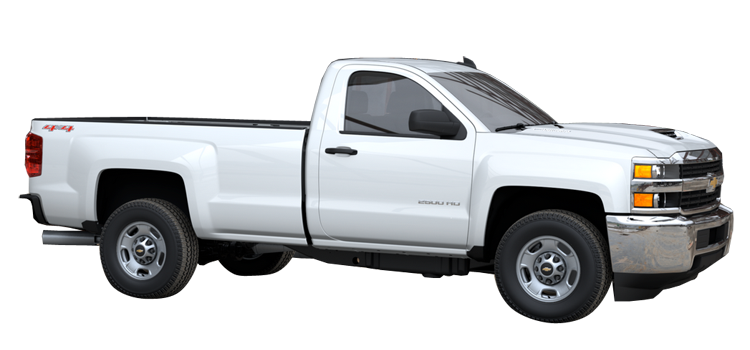 2017 Chevrolet Silverado 2500HD Regular Cab