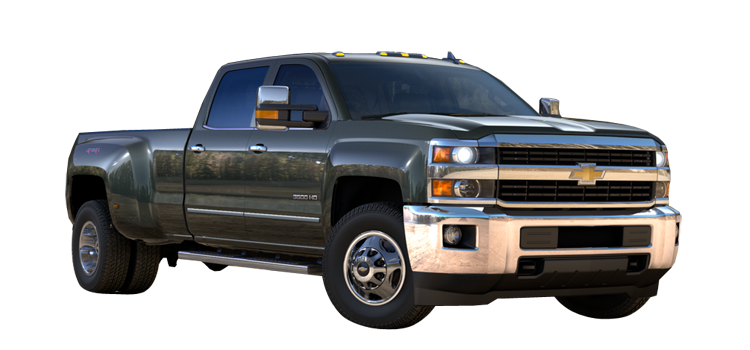 2017 Chevrolet Silverado 3500hd Drw Crew Cab Long Box Ltz