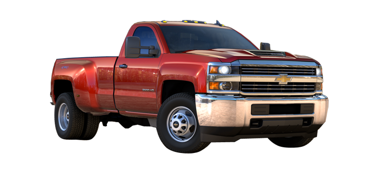 2017 Chevrolet Silverado 3500HD DRW Regular Cab