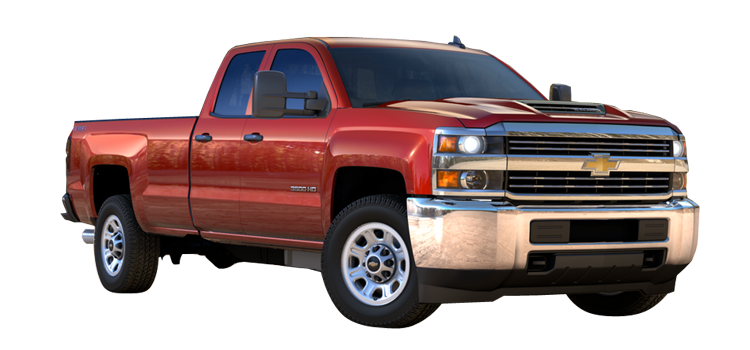 2017 Chevrolet Silverado 3500HD SRW Double Cab