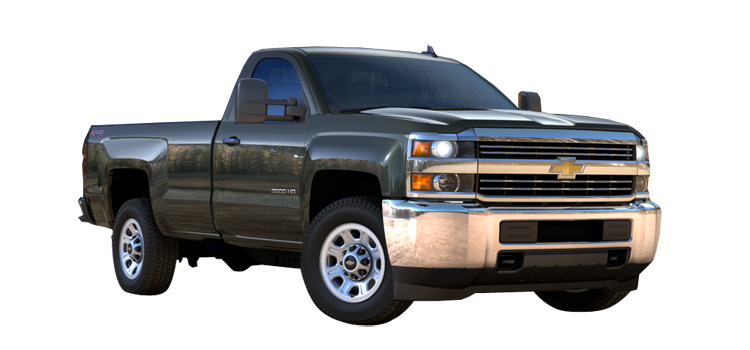 2017 Chevrolet Silverado 3500HD SRW Regular Cab