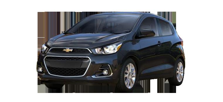 2017 Chevrolet Spark 1LT 4D Hatchback