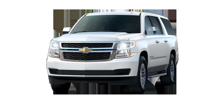 2017 Chevrolet Suburban LT 4D Sport Utility