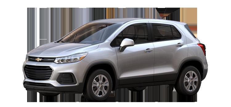 2017 Chevrolet Trax LS 4D Sport Utility