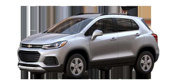 2017 Chevrolet Trax 1LT 4D Sport Utility
