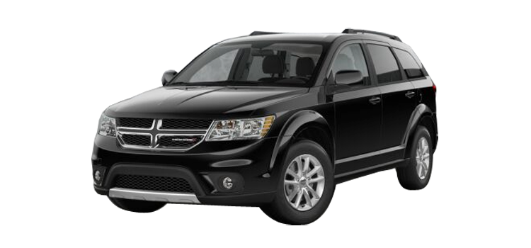 2017 Dodge Journey Sxt 4 Door Fwd Crossover Standardequipment