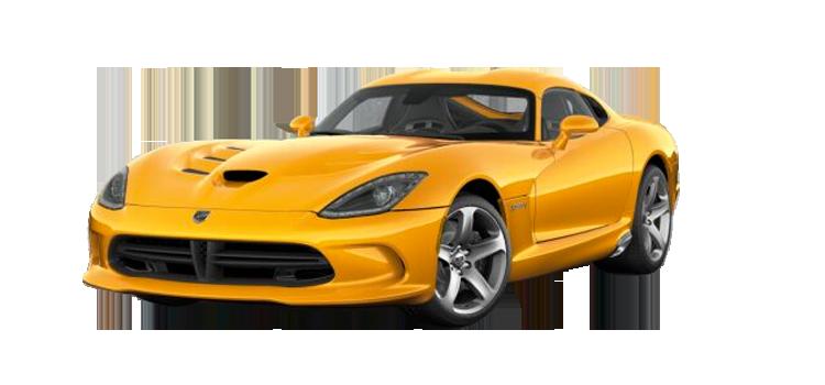 2017 Dodge Viper Srt 2 Door Awd Coupe 6m Colorsoptionsbuild